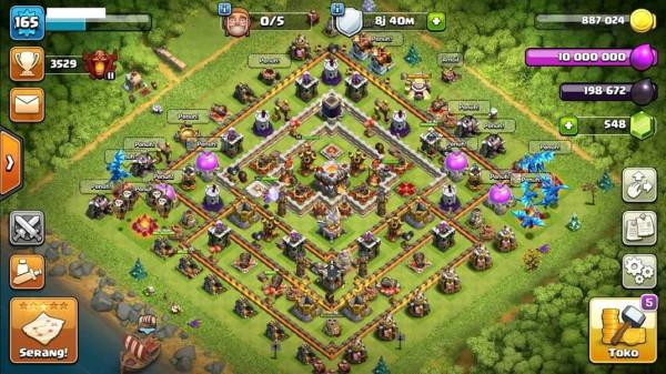 Town Hall 11 MAX Hero 50-50-20