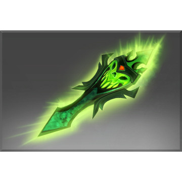Inscribed Blade of Tears (Immortal Morphling)