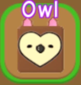 RPG World Legendary Pet Owl (Baca Deskripsi)