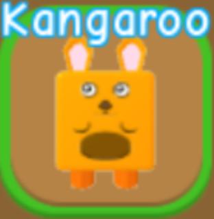 RPG World Mythical Pet Kangaroo (Baca Deskripsi)