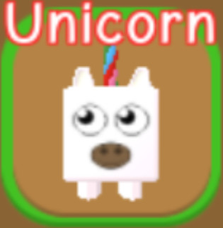 RPG World Overpowered Pet Unicorn (Baca Deskripsi)