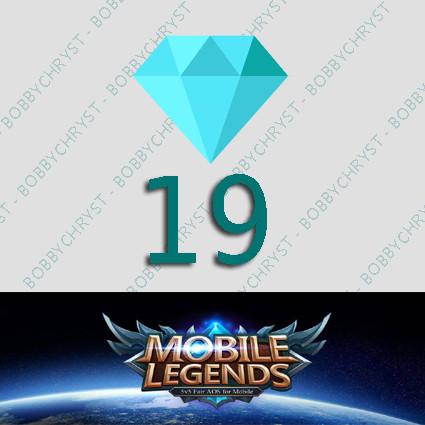 19 Diamonds