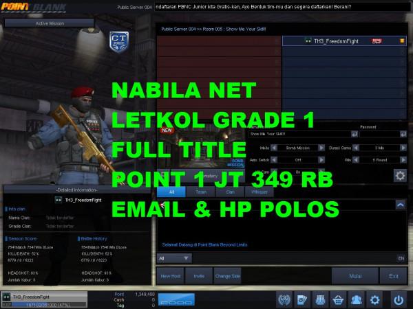 Letkol Grade 2