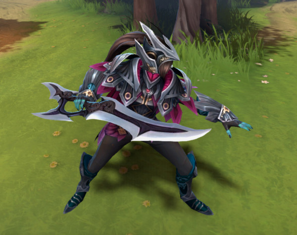 Bloodroot Guard (Phantom Assassin Set)