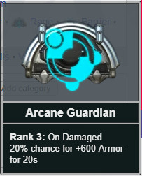 Arcane Guardian R0