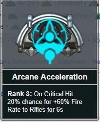 Arcane Acceleration R0