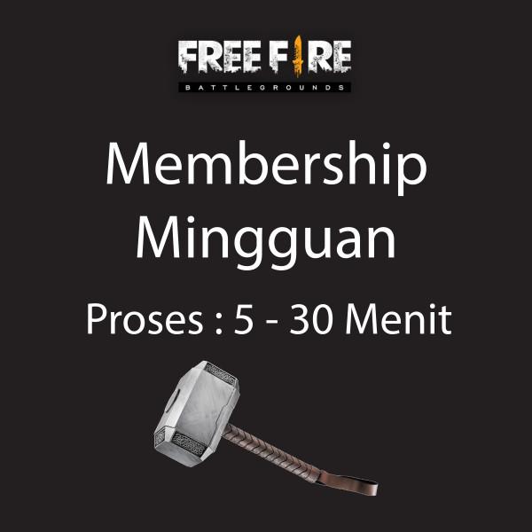 Member Mingguan