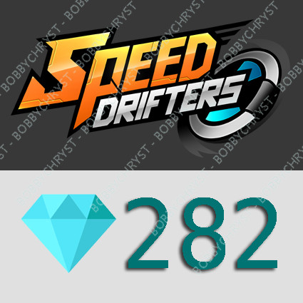 Top Up 282 Diamonds