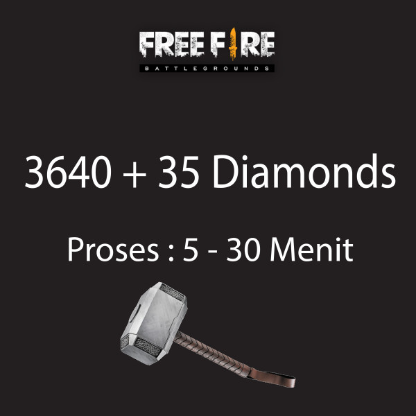 3640 Diamonds