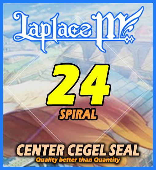 24 Spiral