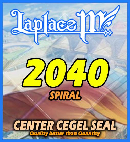 2040 Spiral