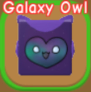RPG World Overpowered Pet Galaxy Owl (Baca Dskrip)