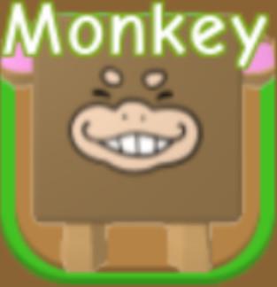 RPG World Pet Supreme Monkey (Baca Deskripsi)