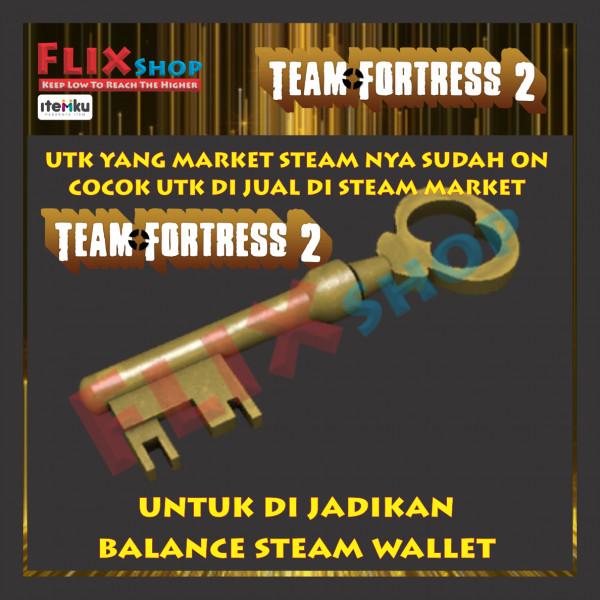 Mann Co. Supply Crate Key (Team Fortress 2 Key)
