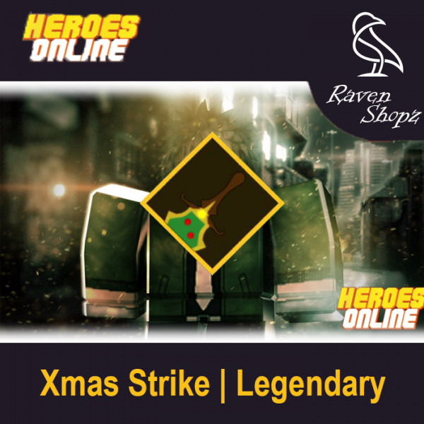 Xmas Strike [Unobtainable] | Heroes Online
