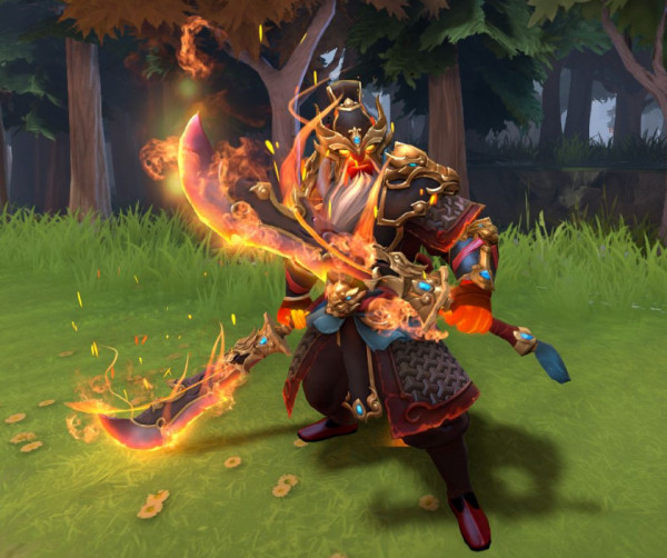 Adage of the Smoldering Sage (Ember Spirit Set)