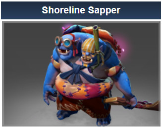 Shoreline Sapper (Ogre Magi Set)