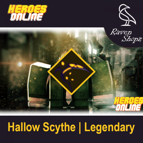 Hallow Scythe [Unobtainable] | Heroes Online