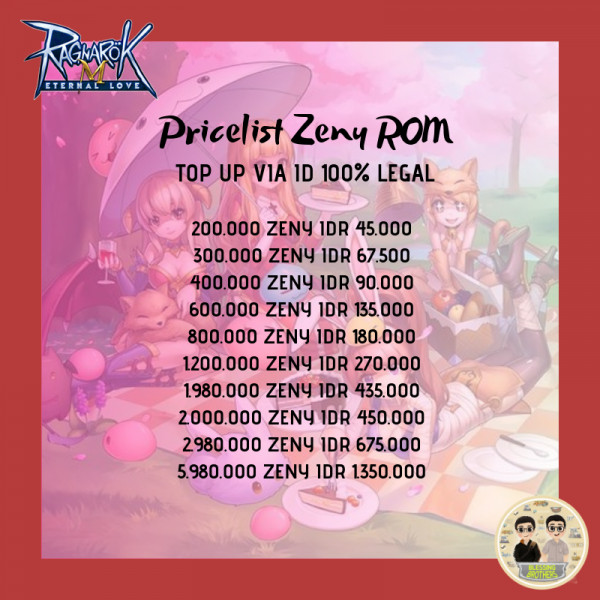 400.000 Zeny