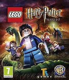 LEGO HARRY POTTER:YEAR 5-7