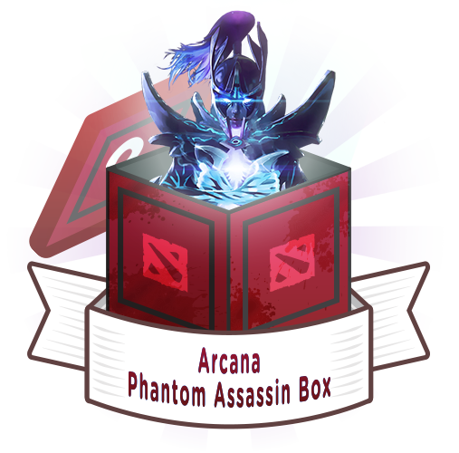 Mystery Box Noceng Arcana Phantom Assassin