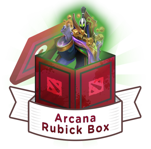 Mystery Box Noceng Arcana Rubick