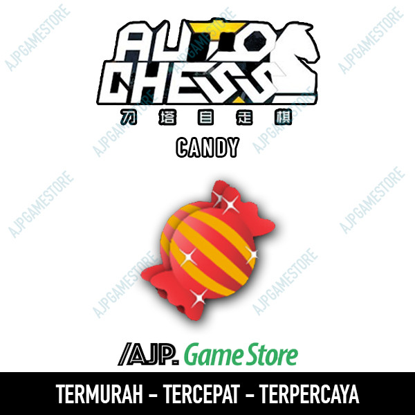 auto chess candy key
