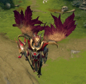 Vigilance of the Manticore (Skywrath Mage Set)