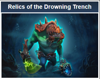 Relics of the Drowning Trench (Tidehunter Set)