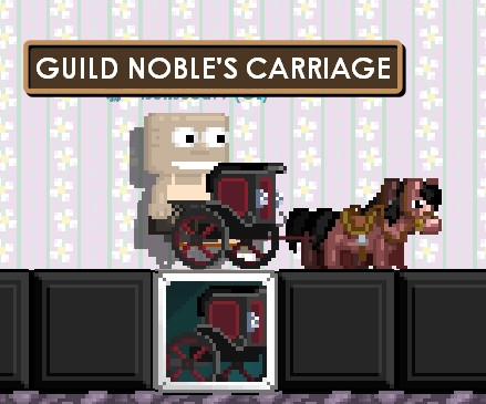 GUILD NOBLE'S CARRIAGE