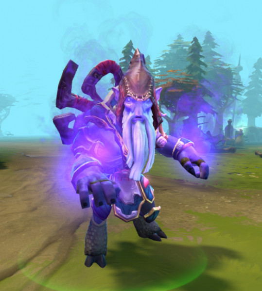 Forgotten Tactician (Dark Seer Set)