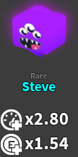 Steve - Ghost Simulator