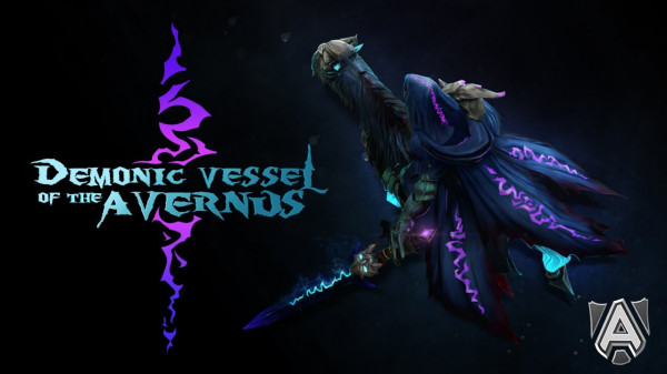 Arsenal of the Demonic Vessel (Abaddon Set)