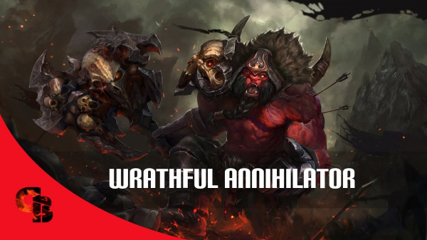 Wrathful Annihilator (Axe Set)