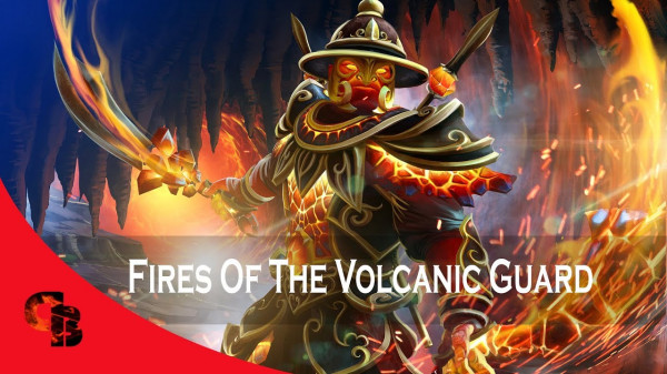 Fires of the Volcanic Guard (Ember Set)