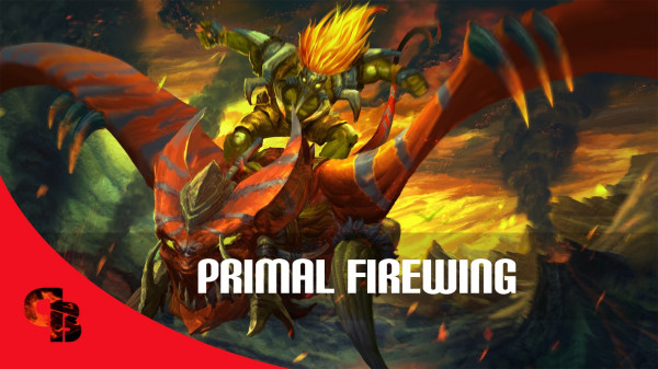 Primal Firewing (Batrider Set)