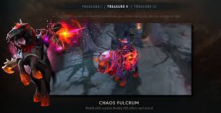 Chaos Fulcrum (Immortal TI7 Chaos Knight)
