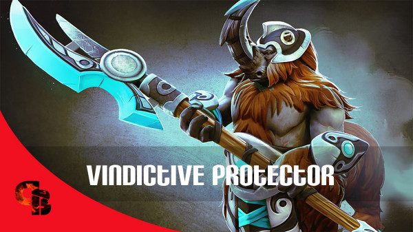 Inscribed Vindictive Protector (Magnus Set)