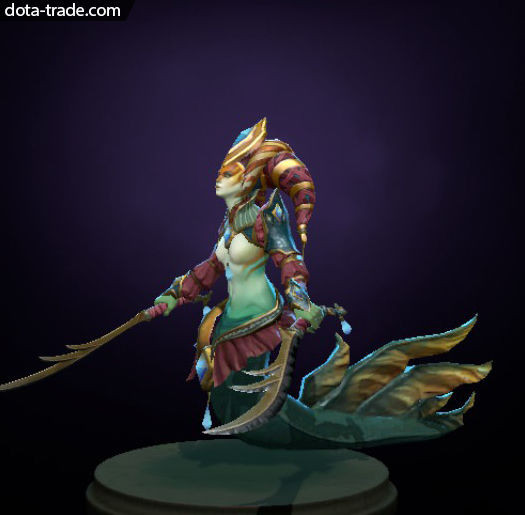 Designs of the Slithereen Nobility (Naga Siren Set)