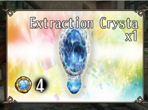 Extraction Crystal / Penyadap Crysta (kristal)