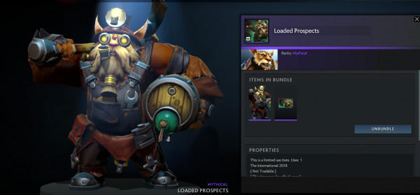 Loaded Prospects (Brewmaster Set)