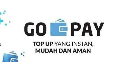 Top-up GO-PAY 125.000