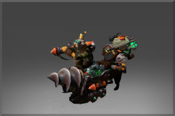 Primer of the Sapper's Guile ( Techies Set )