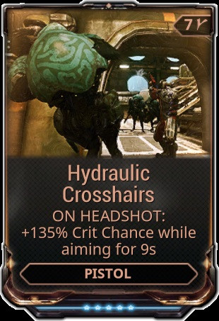 Hydraulic Crosshairs (Maxed Ranked)
