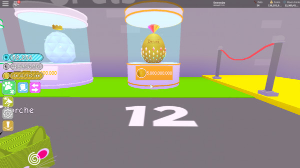 Random Tier 12 ] EGG (Pet Simulator)