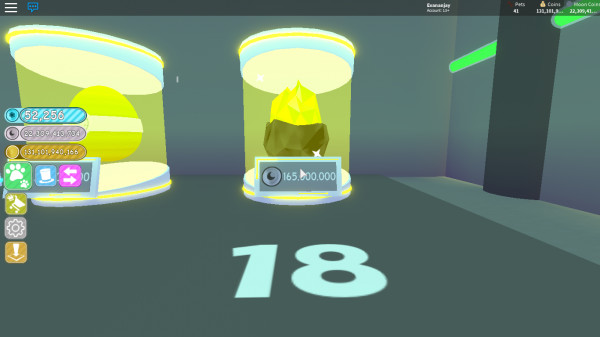 Random Tier 18 Egg (Pet Simulator)