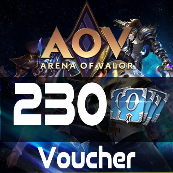 Top Up 230 Voucher