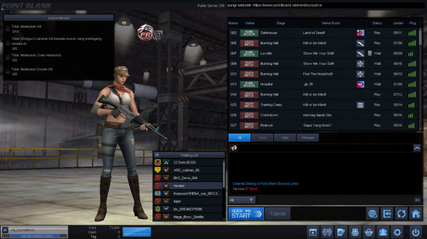 Diamond 3 | Inventory Mantap + Data Polos |