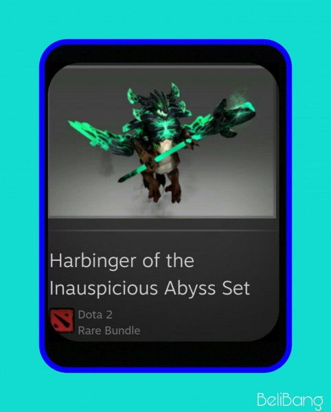 Harbinger of the Inauspicious Abyss (Outworld Devourer Set)