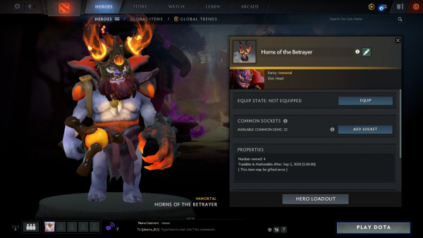Horns Of the betrayer (Immortal ti 19 Lion)